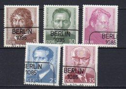 DDR 1815 - 1819  Gestempelt - Gebraucht