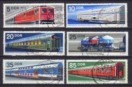 DDR 1844 - 1849  Gestempelt - DDR