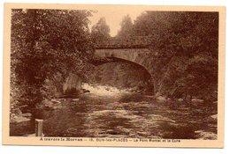 58 - Nièvre / DUN-les-PLACES -- Le Pont Montal Et La Cure. - Autres Communes
