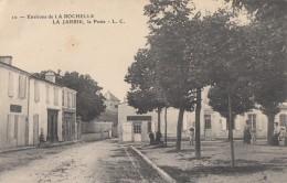 CPA - La Jarrie - La Poste - Environs De La Rochelle - France