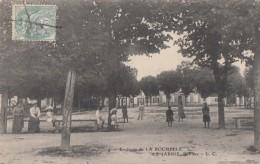 CPA -  La Jarrie - La Place - Environs De La Rochelle - France