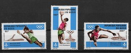BENIN 1976  Olympic Games MONTREAL - Estate 1976: Montreal