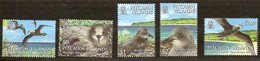 Pitcairn Islands 2004 Yvertn° 619-623 *** MNH Cote 14 Euro Faune Oiseaux Vogels Birds - Pitcairn