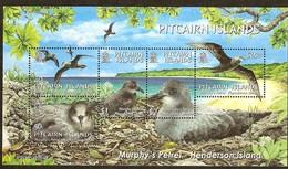 Pitcairn Islands 2004 Yvertn° Bloc 33 *** MNH Cote 14 Euro Faune Oiseaux Vogels Birds - Pitcairn