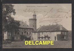 DF / 70 HAUTE SAÔNE / ENVIRONS DE CIREY / CHÂTEAU DE CHATILLON / CIRCULÉE EN 1904 - Frankreich