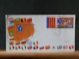 79/921  FDC  NEDERLAND - World Cup