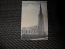 Bixschoote ( Bikschote )  :   De Kerk - Langemark-Poelkapelle