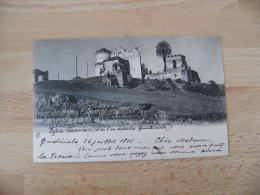 1905 Eglise Carmen  Guatemala - Guatemala