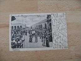 1905  Guatemala  Procession Animation - Guatemala