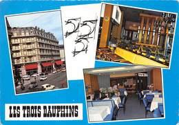 38-GRENOBLE- LES TROIS DAUPHINS MULTIVUES - Grenoble