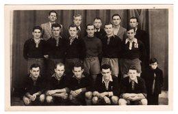 CPSM Photo Penmarch 29 Finistère équipe De Football Promotionnaire Promotion Des Cormorans Saison 1948 1949 édit Cassan - Penmarch