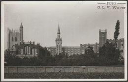 Instituut Der Ursulinen, Onze-Lieve-Vrouw-Waver, Antwerpen, C.1920s - Foto Briefkaart - Sint-Katelijne-Waver