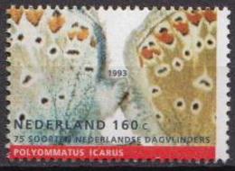 Netherlands MNH Stamp - Vlinders