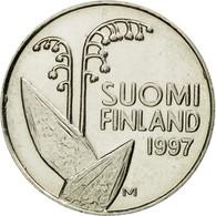 Monnaie, Finlande, 10 Pennia, 1997, SUP+, Copper-nickel, KM:65 - Finlande
