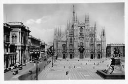 Milano Piazza Del Duomo -  Carta Non Inviata - Milano (Milan)