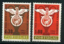 PORTUGAL ( POSTE ) : Y&T N°  914/915  TIMBRES  NEUFS  SANS  TRACE  DE  CHARNIERE . - 1910-... République