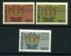 PORTUGAL ( POSTE ) : Y&T N°  916/918  TIMBRES  NEUFS  SANS  TRACE  DE  CHARNIERE . - 1910-... République