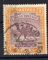 SOUDAN ( POSTE ) : Y&T N°  26  TIMBRE  BIEN  OBLITERE . - Sudan (...-1951)