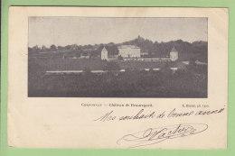 CHAPONNAY : Château De Beauregard. Dos Simple. 2 Scans. Edition Brunel - Sonstige Gemeinden