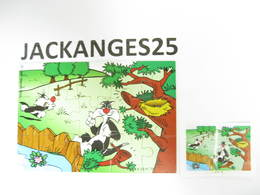 KINDER PUZZLE LOONEY TUNES K98 N 78 1997 + BPZ - Puzzles