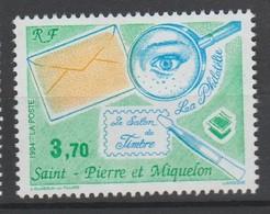 Saint Pierre Et Miquelon 1994 :   N° 606  -  Neuf **  - - St.Pierre & Miquelon
