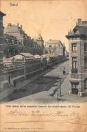 Gent Gand  Côté Latéral De La Nouvelle Caserne Au Kattendijk  Kattendyck  Sint Pieters       I 4024 - Gent