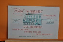 La Tour D'Auvergne - Hotel La Terrasse - Pub - Autres Communes