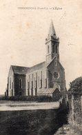 TREFFENDEL  L Eglise - France