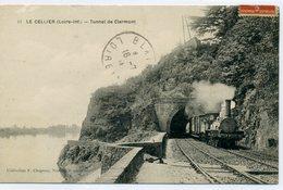 44 - LE CELLIER - Tunnel De Clermont. - Le Cellier