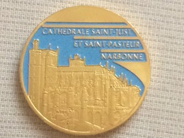 Jeton Touristique NARBONNE Souvenirs Et Patrimoine (voir Description) - Other