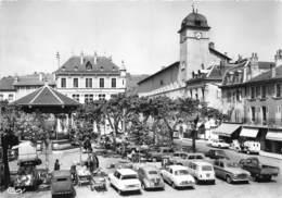 38-SAINT-MARCELLIN- PLACE D'ARMES - Saint-Marcellin