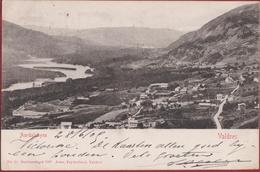 Aurdalsbyen Valdres 1905 Noorwegen Norway Norge AK Norwegen CPA Postcard Brevkort Postkort Scandinavia Skandinavien - Norvège