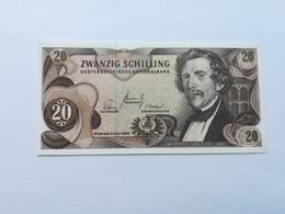 AUSTRIA 20 SHILLING 1967 - Autriche