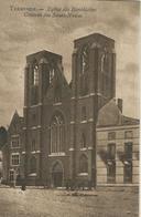 TERMONDE : Eglise Des Bénédictins - Couvent De Soeurs Noires - RARE VARIANTE - Dendermonde