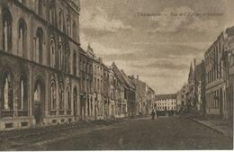 TERMONDE : Rue De L'Eglise - Orphelinat - RARE VARIANTE - Dendermonde