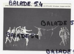 Carte - BOUZONVILLE (57) Une Scène De La Symphonie En D. Ballet Théatre - Grand Gala Musical Et Choregraphique... - France