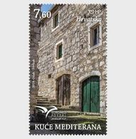 Kroatië / Croatia - Postfris / MNH - Mediterrane Huizen 2018 - Kroatië