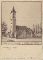 Belgique - Haute-Croix - Heikruis - Ontwerp Van Kerk - Pepingen