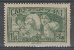 N°269 *      - Cote 175€ - - France