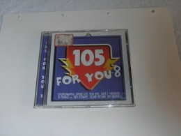 105 For You - 8 - CD - Compilations