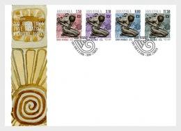 Kroatië / Croatia - Postfris / MNH - FDC Dag Van De Postzegel 2018 - Kroatië