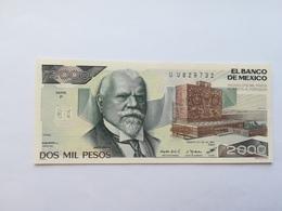 MESSICO 2000 PESOS 1983 - Messico