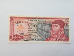 MESSICO 20 PESOS 1973 - Messico