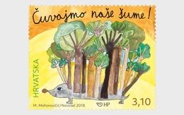 Kroatië / Croatia - Postfris / MNH - Kinderpostzegel 2018 - Kroatië