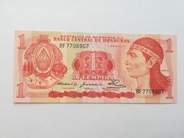 HONDURAS 1 LEMPIRA 1980 - Honduras