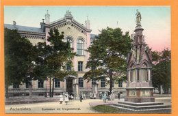 Aschersleben Germany 1905 Postcard - Aschersleben