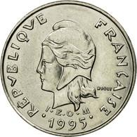 Monnaie, French Polynesia, 10 Francs, 1995, Paris, TTB, Nickel, KM:8 - French Polynesia