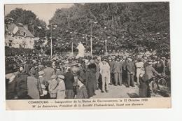 COMBOURG - INAUGURATION DE LA STATUE DE CHATEAUBRIAND, LE 12 OCTOBRE 1930 - 35 - Combourg