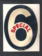 OUDE VENSTERKLEVER - BROUWERIJ DE BLOCK - PEIZEGEM - SPECIAL 6   (OD 361) - Posters