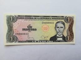 REPUBBLICA DOMINICANA 1 PESO - Dominicaine